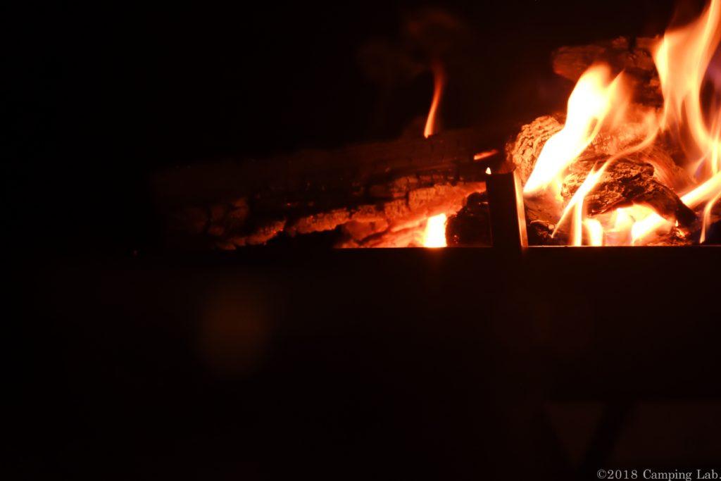 自身の焚き火のルーツ