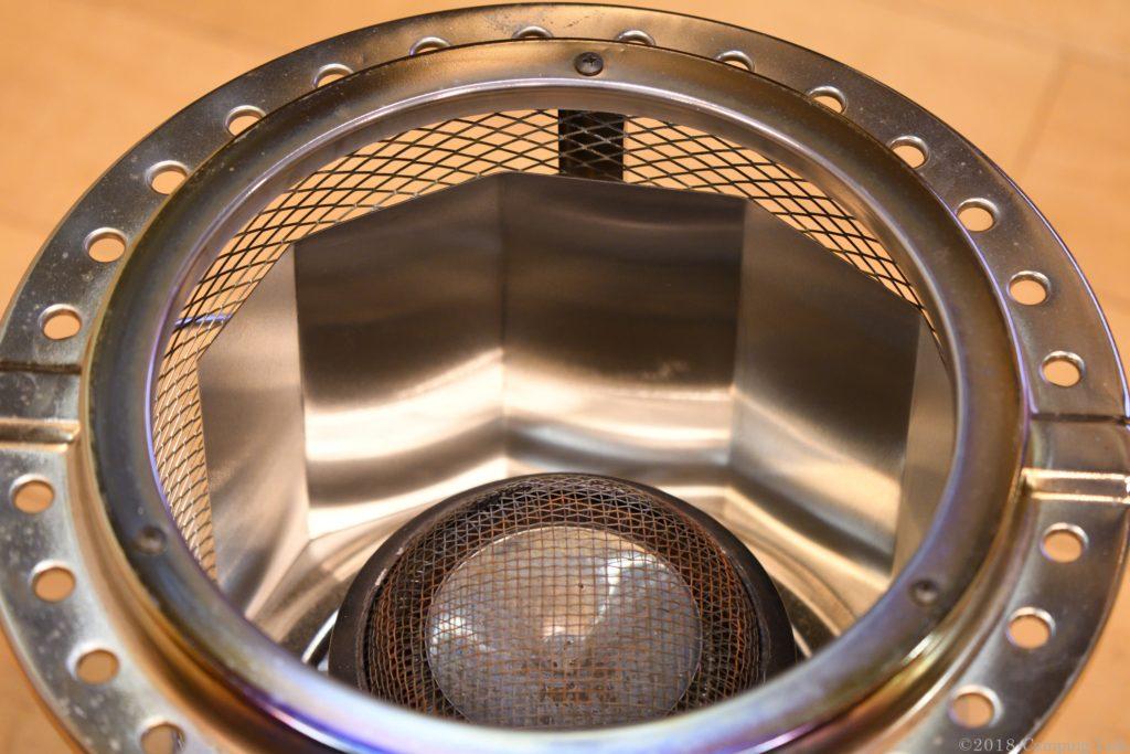 フジカハイペットに自作反射板をインストール